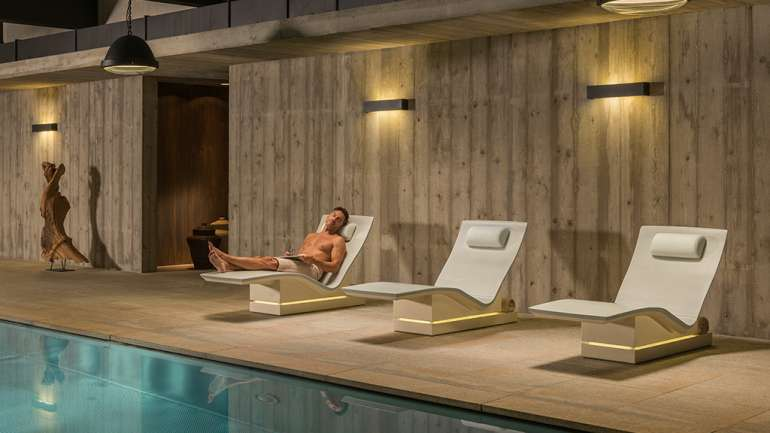 The new! Lounger THREE PLUS – active relaxation