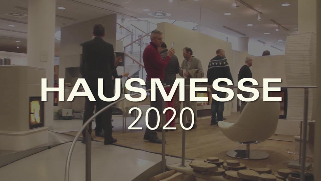 Rückblick Hausmesse 2020