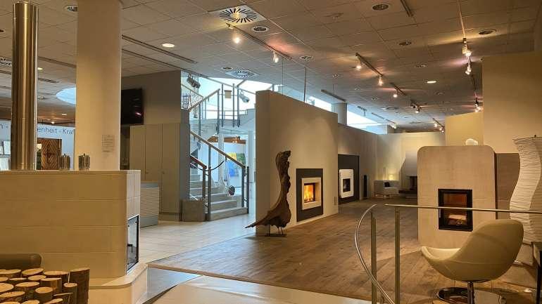 Kachelofen & Spa Ausstellung wieder geöffnet!