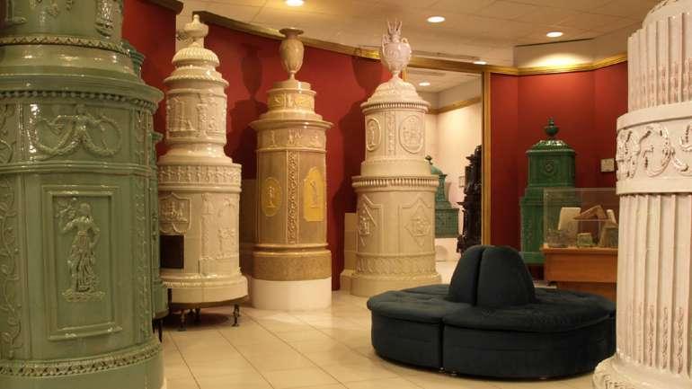 Das Kachelofenmuseum – über 500 Jahre Geschichte des Kachelofens