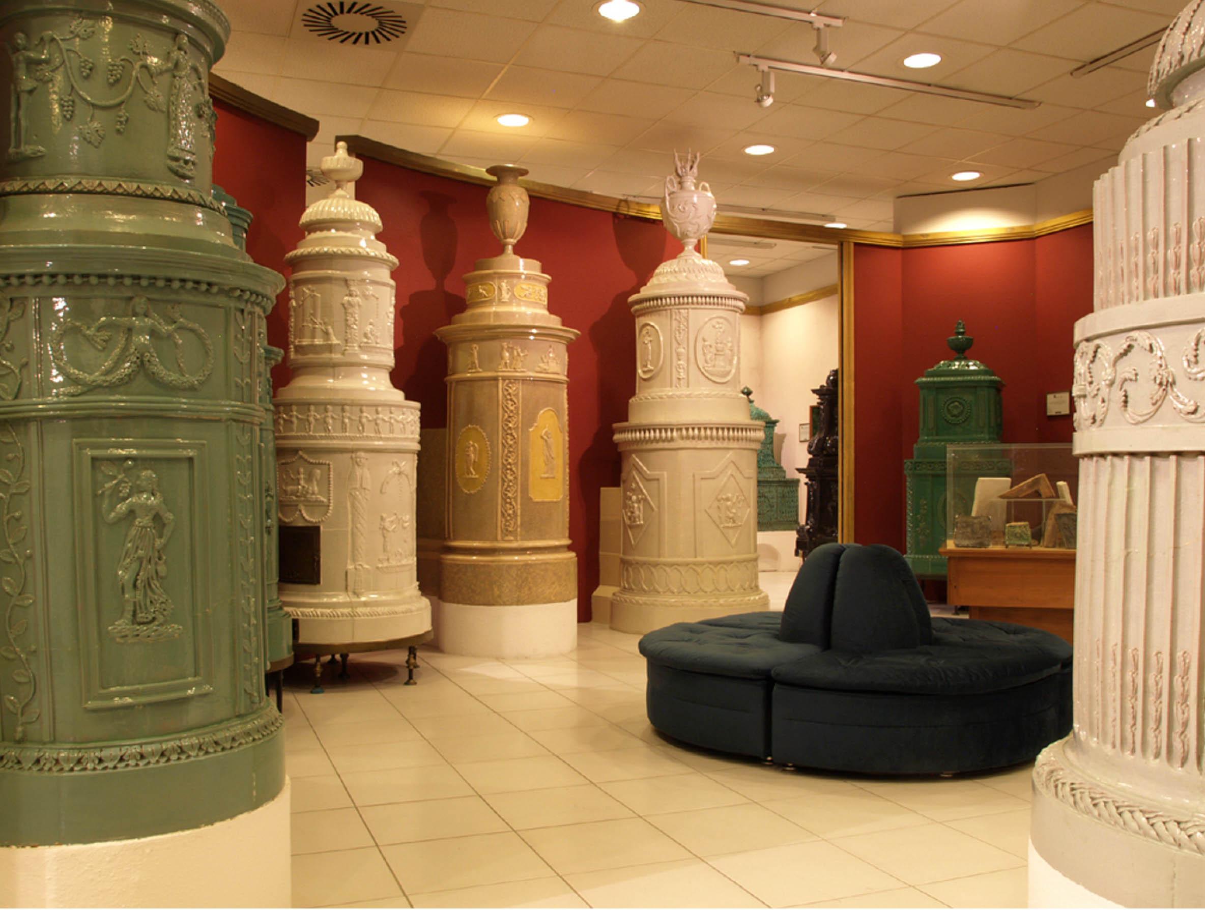 Das Kachelofenmuseum - über 500 Jahre Geschichte des Kachelofens
